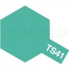 Bombes de peinture Bleu Corail TS41 Tamiya