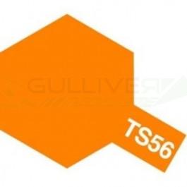 Bombes de peinture Orange Vif TS56 Tamiya