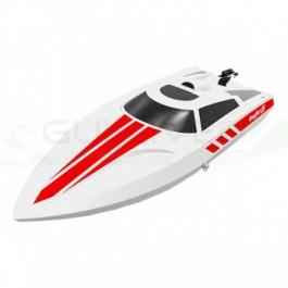 Bateau Volantex vector 28 mini racing boat RTR Blanc