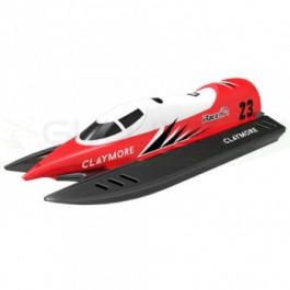 Bateau Volantex claymore mini racing RTR Rouge/Noir
