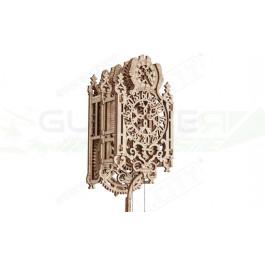 Puzzle mécanique bois Horloge Royale