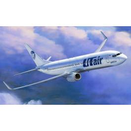 Maquette d'avion Boeing 737-800 1/144