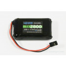 Batterie Lipo 7.4V 2800 mAh pour radio Futaba