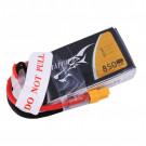 Batterie LI-PO Tattu 850mAh 11.1v 75c 3s XT30