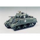 Maquette de M4 Sherman début de prod. 1/35