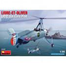 Maquette d'autogire LIORE-ET-OLIVER LeO C.30A Early Prod 1/35
