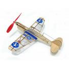 Avion en kit Balsa US Warhawk Guillow's