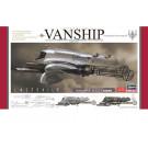 Maquette de vaisseau LASTEXILE VANSHIP 1/72