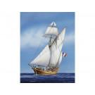 Maquette de voilier Corsair 1/150