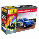 Maquette de Subaru Impreza WRC'01 1/24