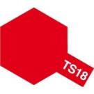 Bombes de peinture Rouge Métallisé TS18 Tamiya
