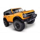 TRX-4 Ford Bronco 2021 Orange