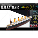 Maquette de RMS TITANIC 1/1000