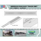 Maquette de rail allemand locomotive Br52 1/72