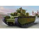 Maquette de T-35 Heavy Tank Early 1/35