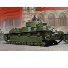 Maquette de Soviet T-28 Medium Tank 1/35