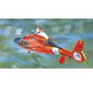 Maquette d'hélicoptère US COAST GUARD HH-65C 1/35