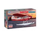 Maquette de Piper Super Cub hydravion 1/48
