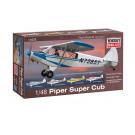 Maquette de Piper Super Cub 1/48