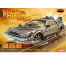 Maquette Back To Future III 1/25