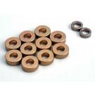 Jeu de roulements huiles 5x11x4mm (10) 5x8x2.5mm (2)