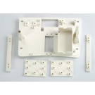 Motor mount support bracket/radio tray support bracket/ radio tray (h