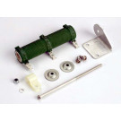 Resistor (h.d. Ceramic tube)/ resistor mounting bracket/ resistor wir