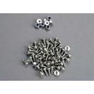 Screw assortment: roundhead self-tapping screws/ roundhead machine sc