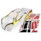 Carrosserie t-maxx prographix semi-decoree + autocollants