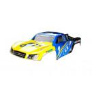 Carrosserie slash 4x4 jerry whelchel huffman motorsports peinte