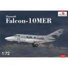 Amodel FALCON 10MER Dassault (1/72)