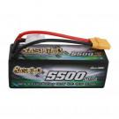 Batterie LI-PO 50C 5500MAH 14.8V HC XT90 BASHING