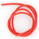 Cable silicone 10AWG (5,27mm²) rouge - 1m