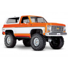 TRX-4 Chevy Blazer K5 Traxxas Orange