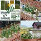 Kit de mauvaises herbes pour dioramas