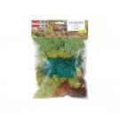 Assortiments mousses et lichen 5 couleurs