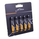 Batterie Li-Po Tattu 1s 3.7v 220mah 45c (5 pcs)