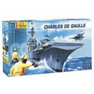Maquette de CHARLES DE GAULLE 1/400