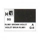 H421 rlm81 marron violet