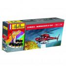 Maquette d'hélicoptère Écureuil bombardier eau 1/48