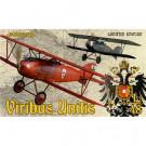 Maquette d'avion Albatros D.III Viribus Unitis 1/48