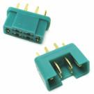 Connecteurs MPX (mâle + femelle)
