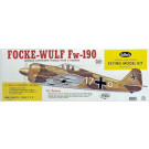 Avion en kit Focke Wulf FW-190 Guillow's