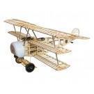 Maquette de FOKKER Triplan DR1 kit E. 770 mm