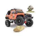 Crawler FTX Fury Xtreme 4X4 ARTR