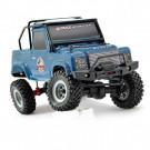 Crawler Trail FTX Outback Mini 2.0 Ranger 1/24 RTR Bleu foncé