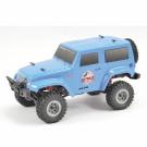 Crawler Trail FTX Outback Mini 2.0 Alto 1/24 RTR Bleu