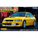 Maquette de Mitsubishi Lancer Evolution Vii Gsr 1/24 Fujimi