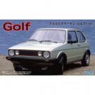 Maquette de Vw Golf I Gti 1/24 Fujimi