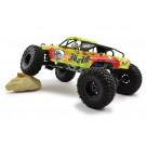 Mauler 4X4 rock crawler électriques FTX 1/10 RTR - Jaune